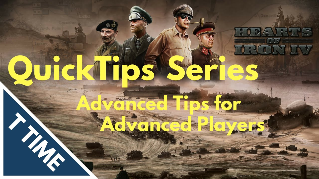 HOI4 Air Doctrines -- Let's Take a Look
