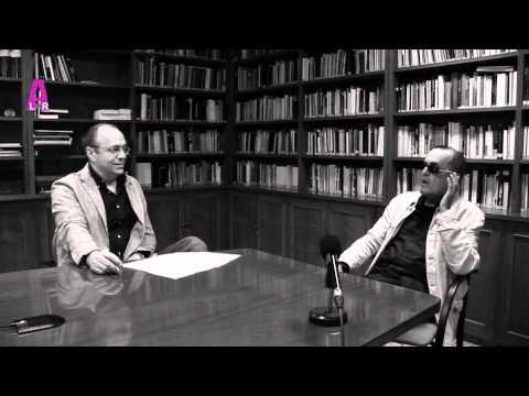 Juan Cobos Wilkins, poeta, narrador y crítico entrevistado por Daniel Heredia.