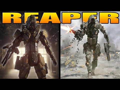 Black Ops 4: Where is Reaper?