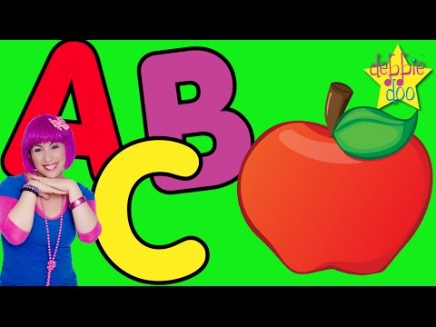 The Alphabet ABC Song | Letters A B and C | Five...