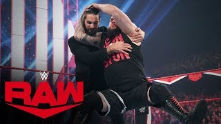 Kevin Owens Stuns Seth Rollins during critical Town Hall: Raw, Nov. 25, 2019