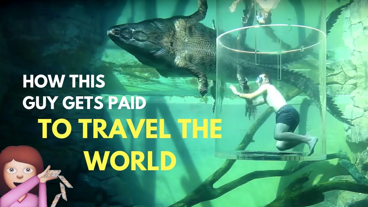 how to travel the world for free by davidsbeenhere youtube