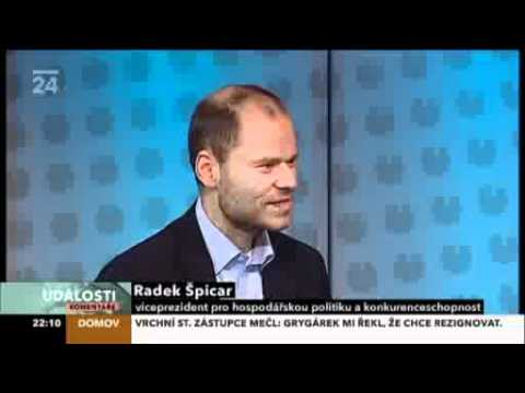 Jan Mládek k záchraně Eurozóny: ČR EU potřebuje - 12.12.2011