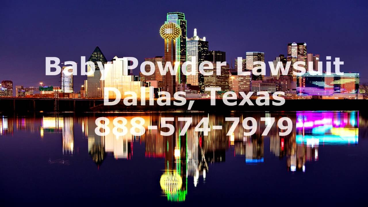 Ovarian Cancer Lawsuit Dallas Texas| 888-574-7979| Baby Powder Class Action