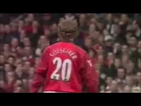 Ole Gunnar Solskjaer - Tribute to 20legend
