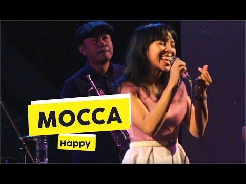 [HD] Mocca - Happy (Live At Malioboro Night Festival)