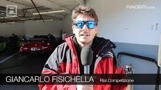 RACER: Rolex 24 Giancarlo Fisichella Update