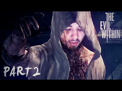 CHASED DOWN! (The Evil Within Gameplay/Playthrough Part 2) |