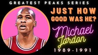 Detailed Michael Jordan analysis: using new data to gauge his impact | Greatest Peaks Ep. 6