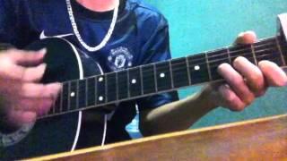 Mãi Mãi guitar