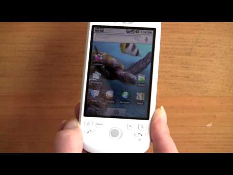 T-Mobile MyTouch 3G 1.2 Video Review