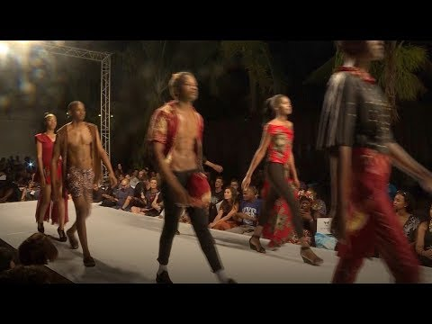 Biggest Fashion Event In East Africa Showcases New Designs In Tanzania