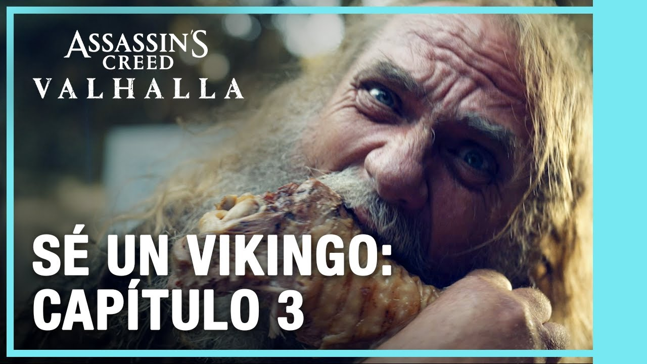 Assassin's Creed Valhalla - Sé Un Vikingo Capítulo 3: Mitología y Más   Ubisoft LATAM