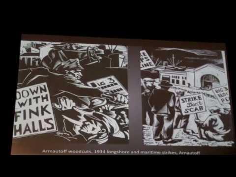 Victor Arnautoff: San Francisco's Master Muralist Of The 1930's