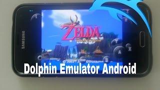 Dolphin Emulator Android | Legend of Zelda Wind Waker | OpenGL ES 3.0 | Samsung Galaxy S5