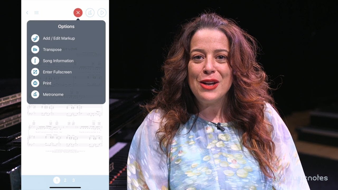 Find Your Perfect Vocal Audition Piece — Musicnotes Now