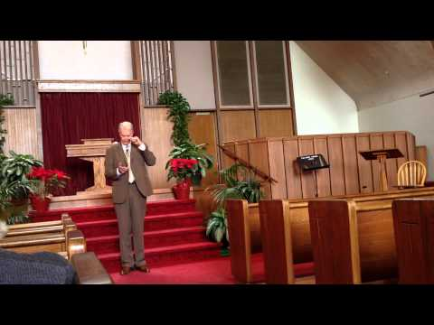 03/23/14 Pastor Rich Sermon