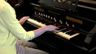Mason & Hamlin Liszt Foot-Pump Reed Organ, Pt. 2 - by Artis Wodehouse