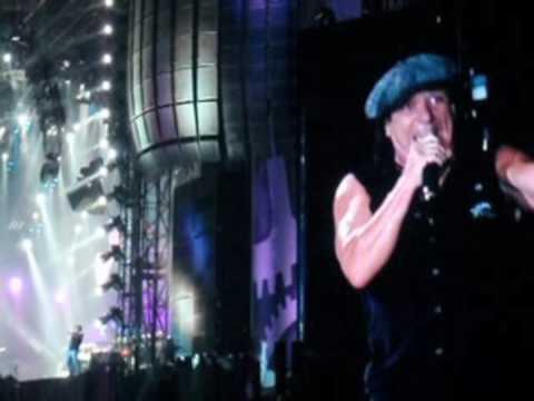 AC/DC & Lemmy (live Melbourne 2010)