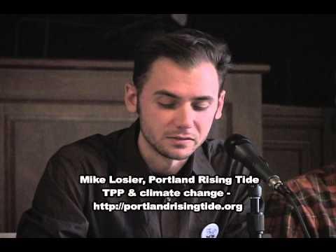Community Forum on the Trans Pacific Partnership