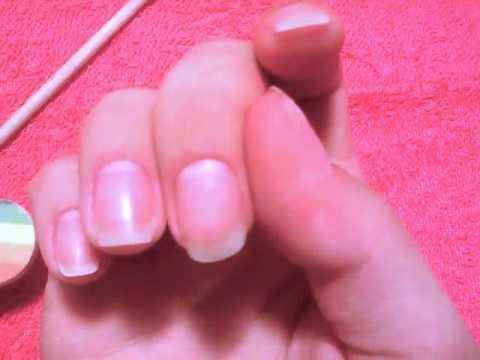 Как придать ногтям -