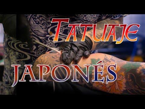 Tatuaje Japonés Yakuza Horimono Irezumi Youtube