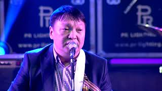 Shar airag Mongolia, Russian songs cover