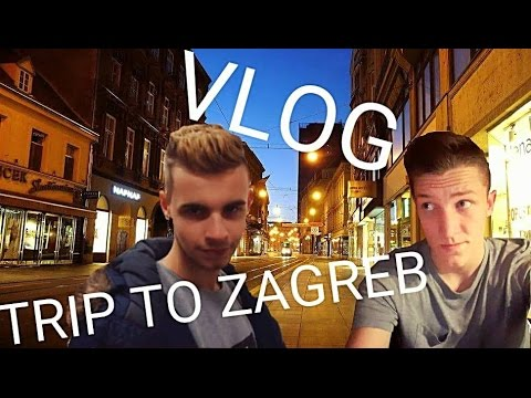TRIP TO ZAGREB!! MANNEQUIN CHALLENGE! Random Vlog #2 (Black Friday Edition)