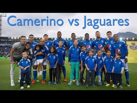 Camerino Azul vs Jaguares