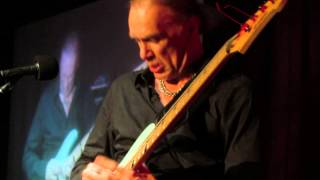 "Billy Sheehan Bass Solo ""The Winery Dogs"" at B.B. Kings Blues Club, NYC March 25, 2014"