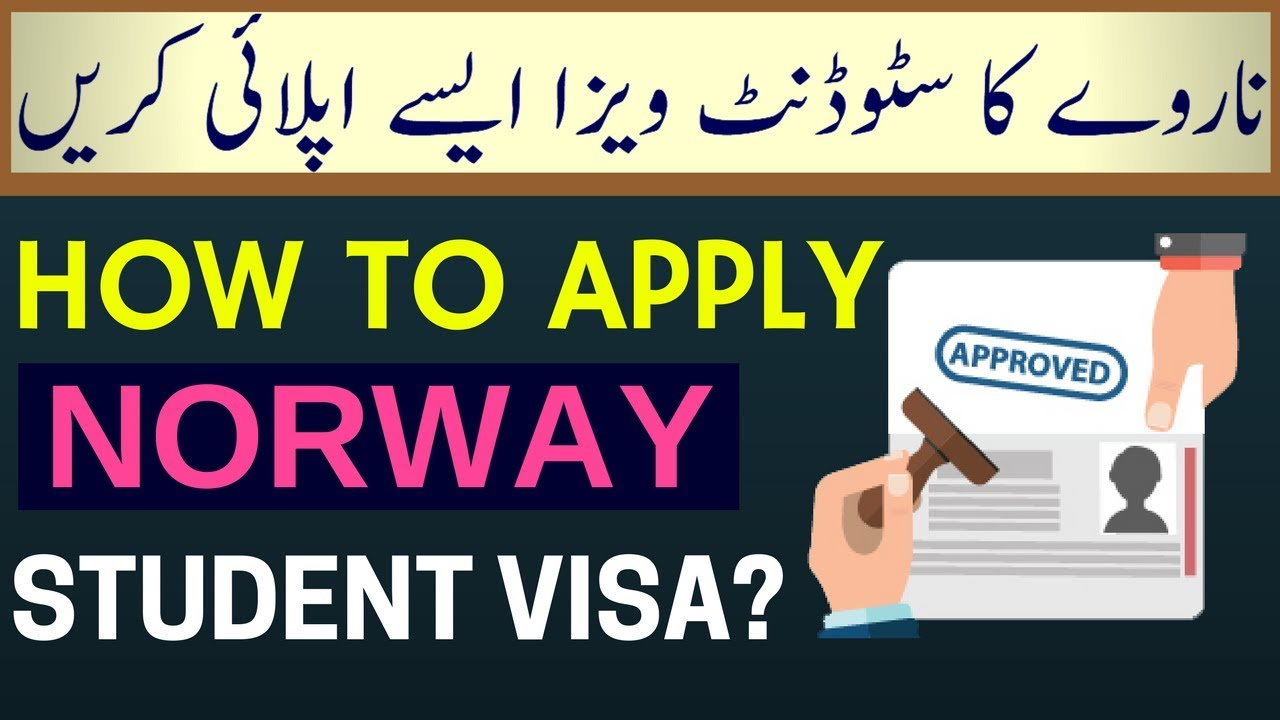 how to get norway visa