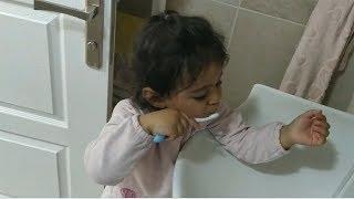 Ayşe Ebrar Pretend Play Bedtime Routine | Ayşe Ebrar Uyku Rutini | For Kids Video