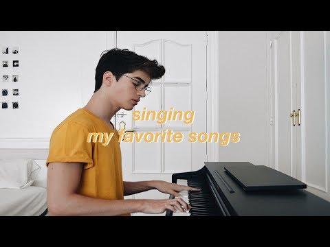 Singing My Favorite Songs
