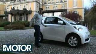 Toyota iQ 2009 Videos