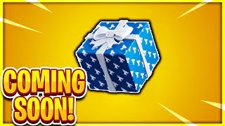 BIRTHDAY PRESENTS LEAKED! (Sound Effects & Much More!) Fortnite Battle Royale