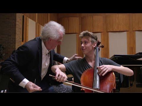 200215.1 Benjamin Zander's Interpretations Of Music, Haydn Cello Concerto No.1 In C Major