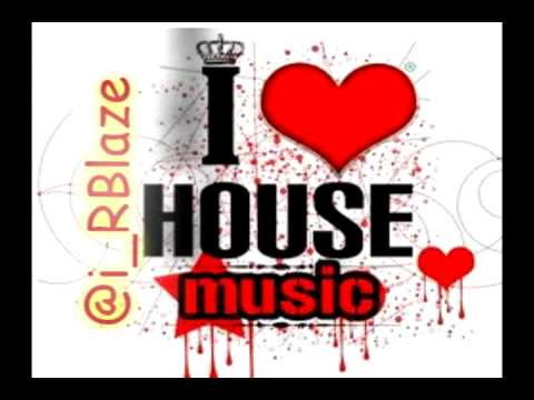 DJ R-BLAZE Featuring Adelle - SET RAIN ON FIRE ( HOUSE MIX )