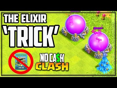 I Can't BELIEVE It WORKED! Clash Of Clans No Cash Clash #15