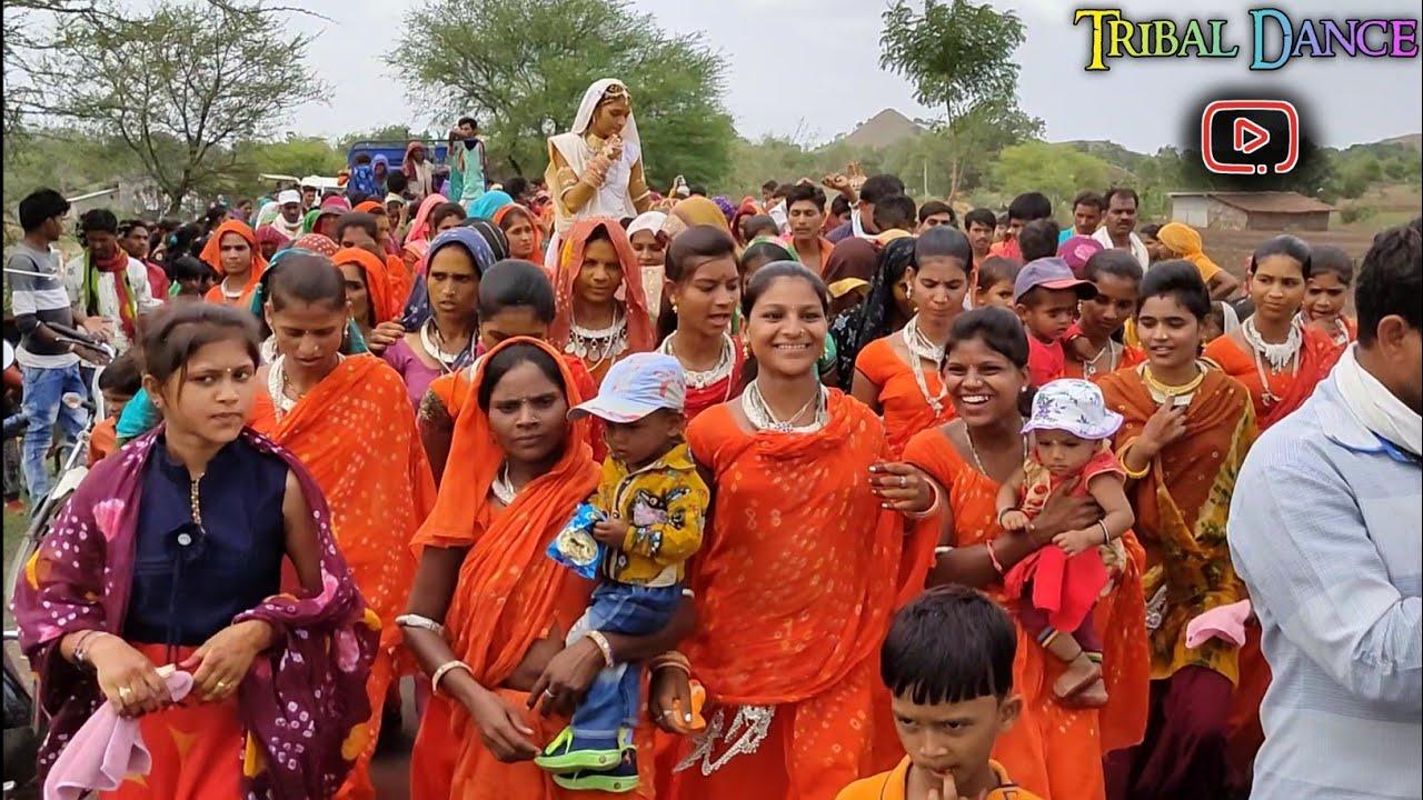 Adivasi Tribal - Dholiya Mandal Dance Video Alirajpur Jhabua 2020
