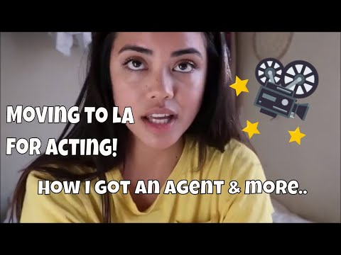 Moving to LA to become an ACTOR | 1 year later!