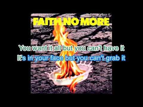 Faith No More - Epic - karaoke