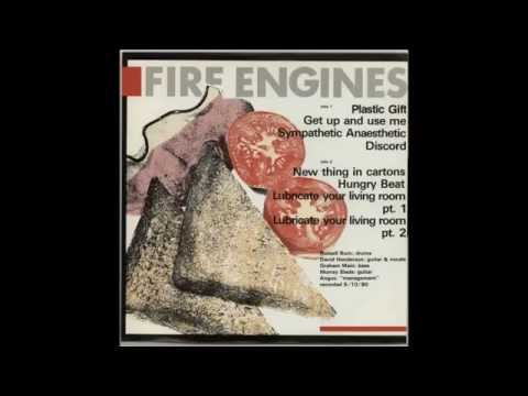 Fire Engines - Sympathetic Anaesthetic