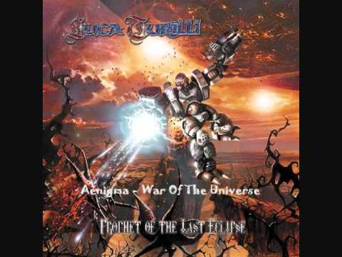 Aenigma  War Of The Universe  Luca Turilli