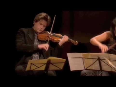 Schumann Piano quintet op.44 / mouvt. 4 - Bianconi, Dautricourt, Tanaka, Berthaud, Salque
