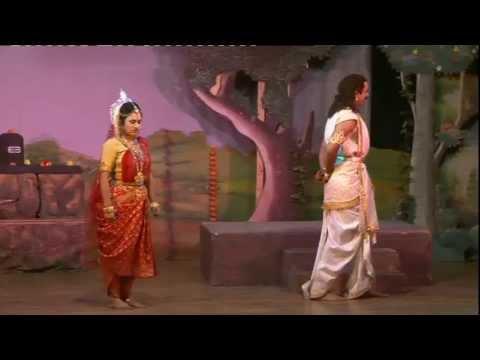 Chitrangada, a Marathi adaptation of Rabindranath Tagore's inspiring dance drama of the same name