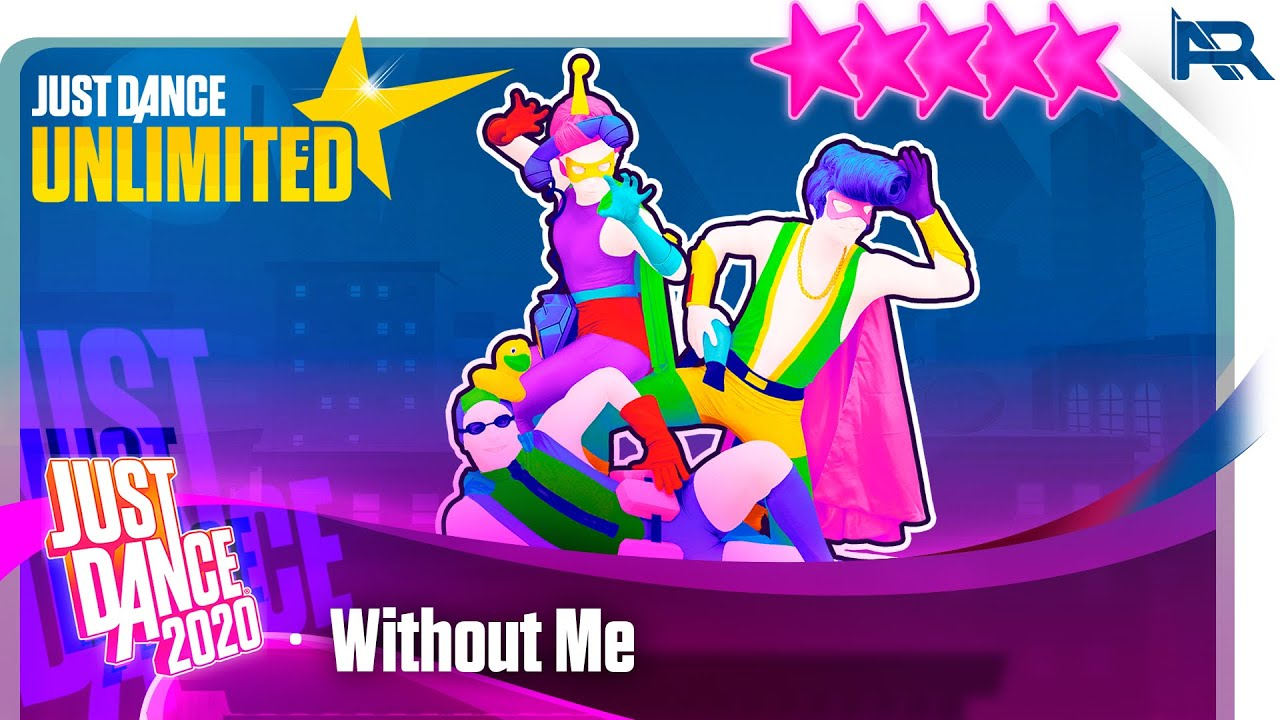 Just Dance 2020 (Unlimited): Without Me - Eminem | From Just Dance 2021