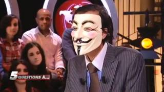 Anonymous: Why we protest?