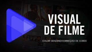 Tutorial Sony Vegas Pro 12: Visual de Filme (Film Look) - Edição de Imagem