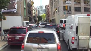 Commuters Complain About Holland Tunnel Ticket Trap