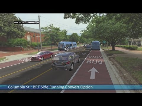 Milwaukee County considers rapid transit bus route